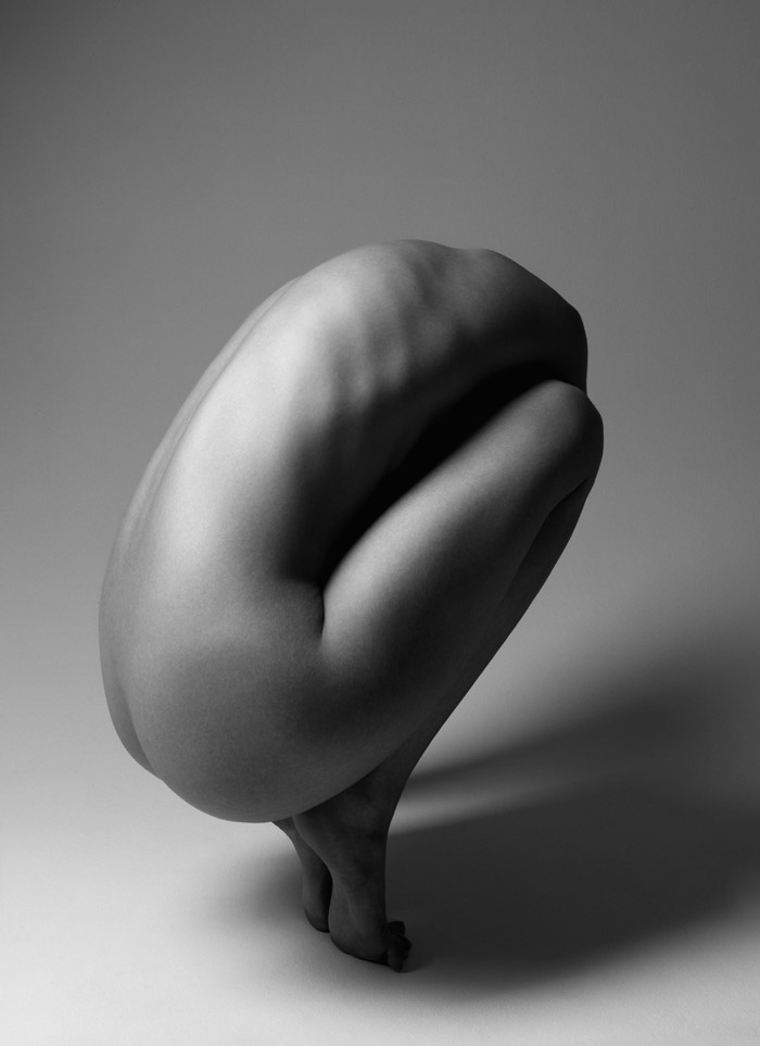 and Nude photography black white figure